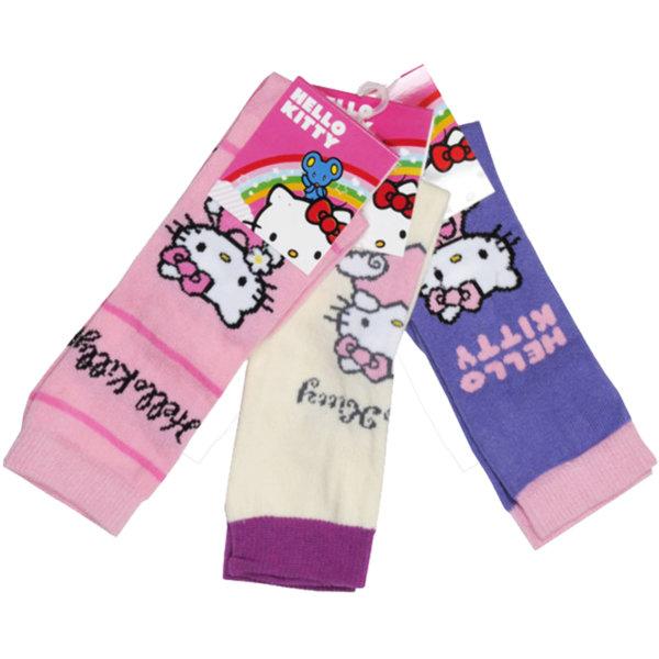 "Детски чорапи \""Hello Kitty\"" - 3бр."